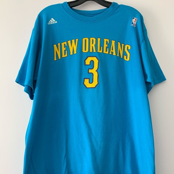 low priced 9b096 25dfb Chris Paul New Orleans Hornets Adidas Jersey shirt